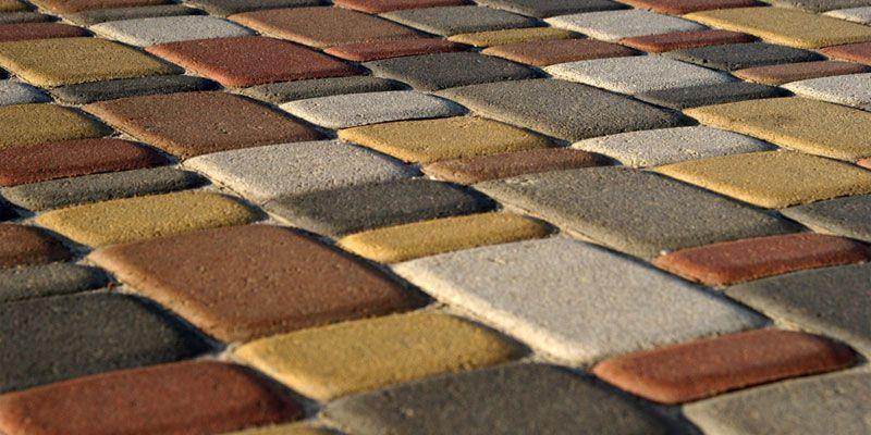 Тротуарная плитка - формы.