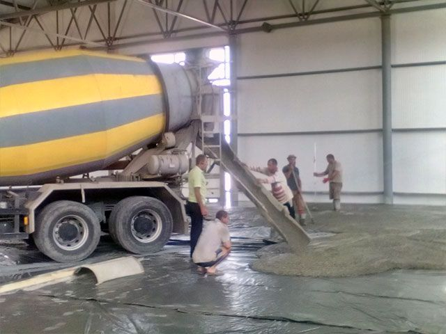Доставка бетона Херсон