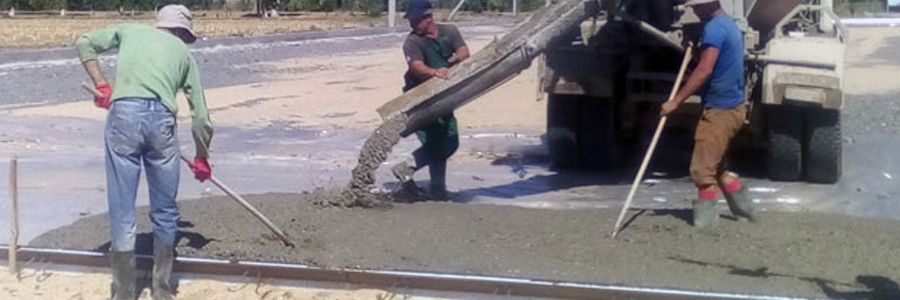 Схватывание бетона, твердение бетона, миксер бетона Херсон