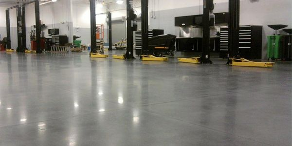 Переваги бетонної підлоги