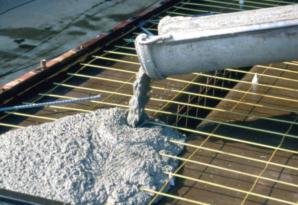 Монолітний бетон