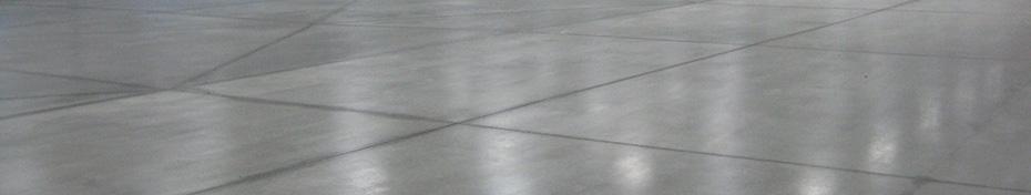 Герметизация бетонных полов