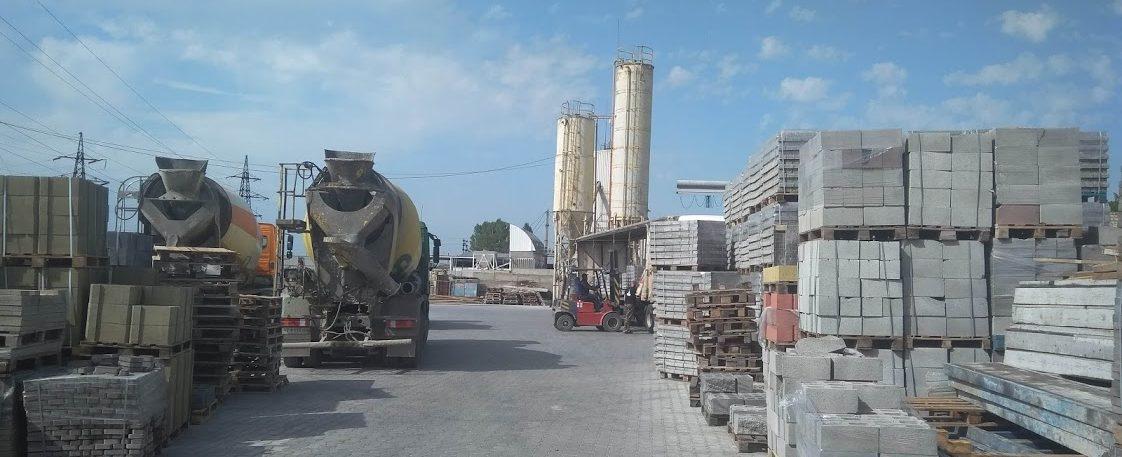 Поставщики бетона в Херсоне и Херсонской области