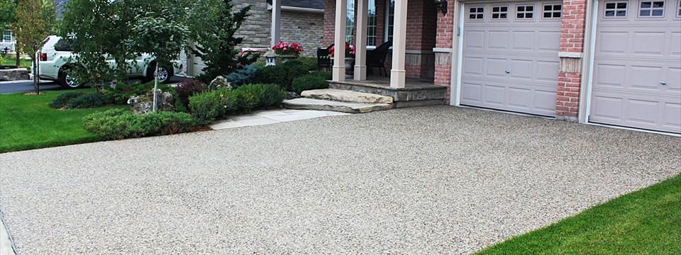 3 причини, щоб замінити вашу бетонну під'їзну дорогу цього літа