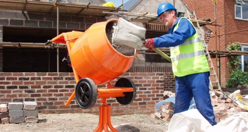 Як правильно замішувати бетон.