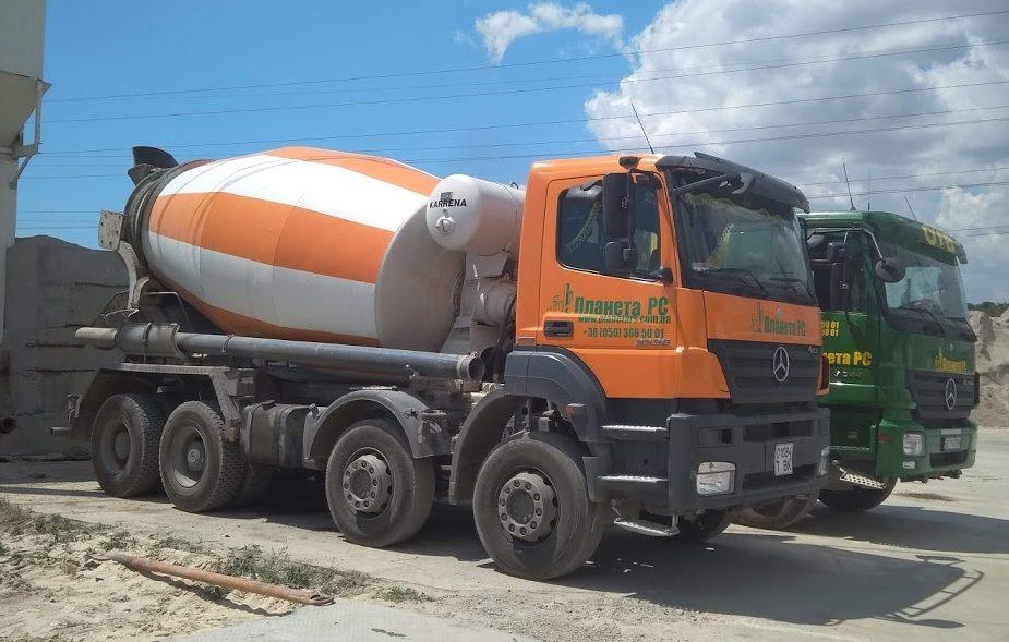 Как подготовиться к доставке бетона.