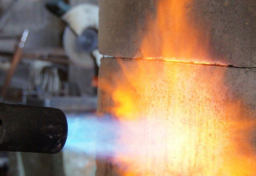 Вогнестійкість бетону
