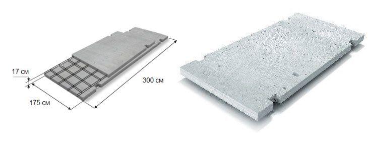 Залізобетонні вироби ЗБВ Херсон бетонні плити