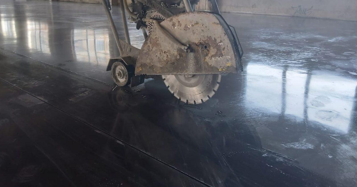 Преимущества полов из бетона.