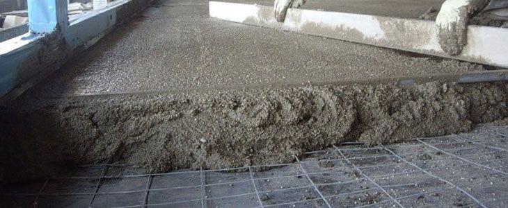 Політерм, бетонні суміші