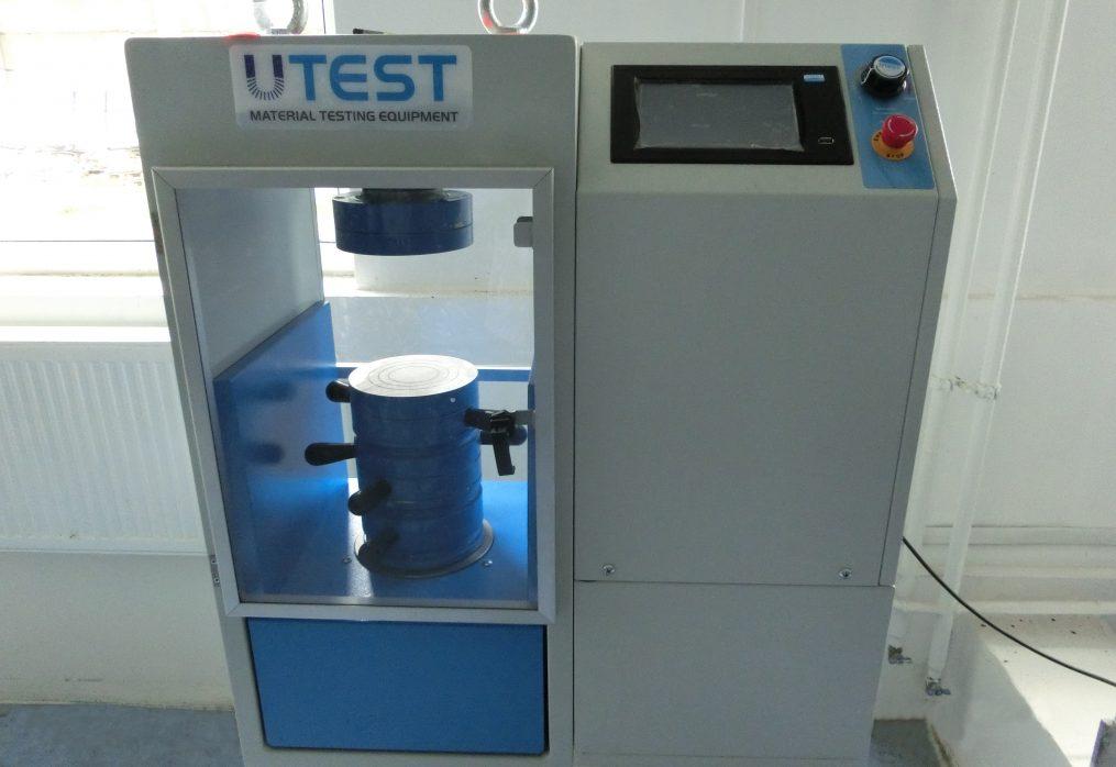 Методы испытания качества бетона