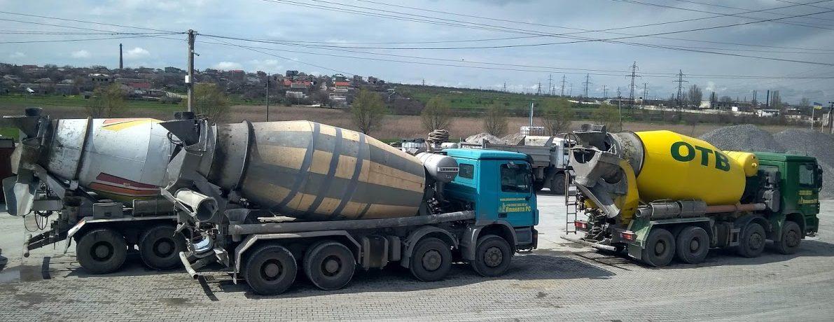 Преимущества товарного бетона