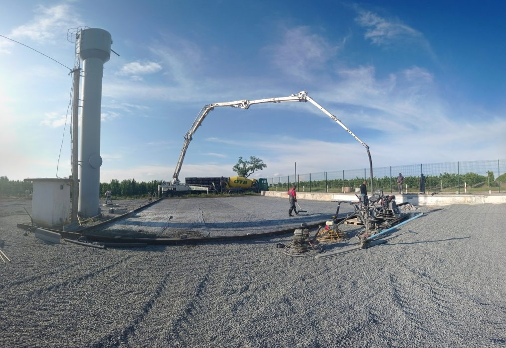 Помилки при укладанні бетону