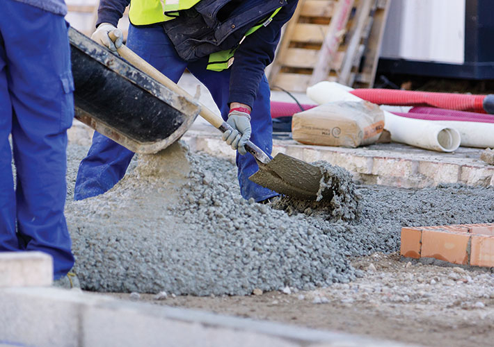 Цікаві факти про бетон