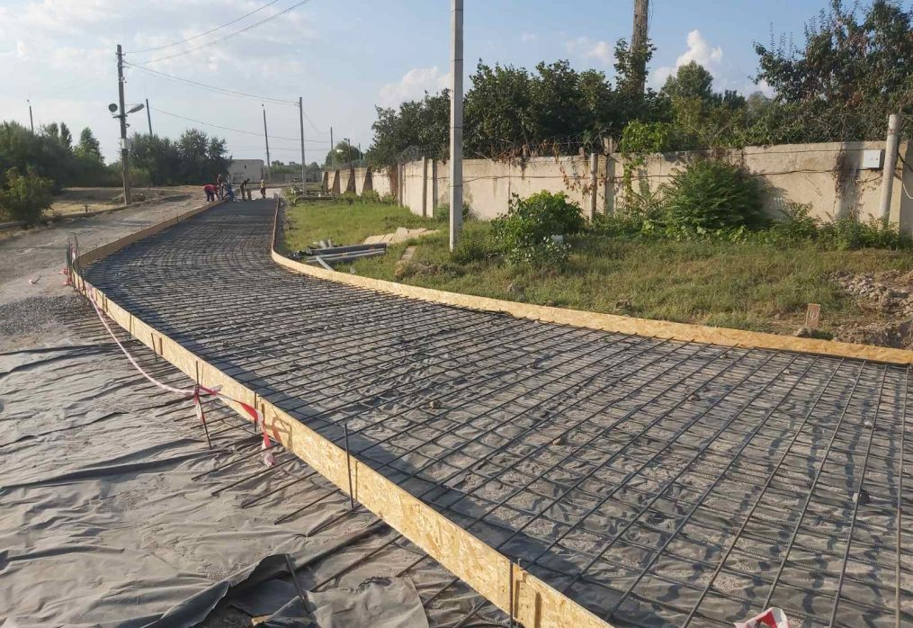 Укрепляющие добавки в бетоне
